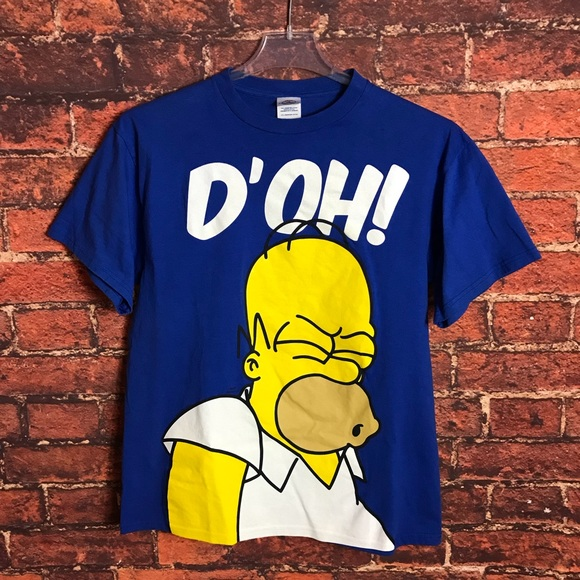Other - 🚫SOLD Homer Simpson '07 Full Body Graphic T-Shirt
